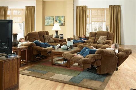sofas for less concord catnapper concord lay flat reclining sofa set concord sofa