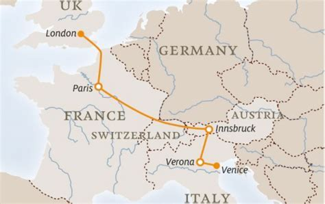 Venice Simplon Orient Express   Luxury Rail Packages from