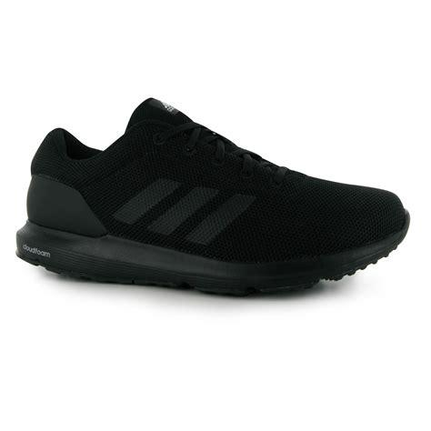 Adidas Cloudfoam Cosmic adidas cosmic cloudfoam running shoes mens black black