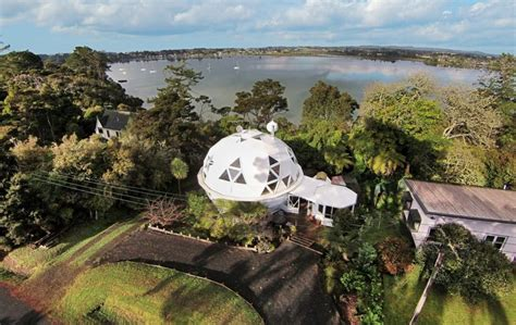dome shaped house dome home a uniquely shaped house put together like a jigsaw puzzle