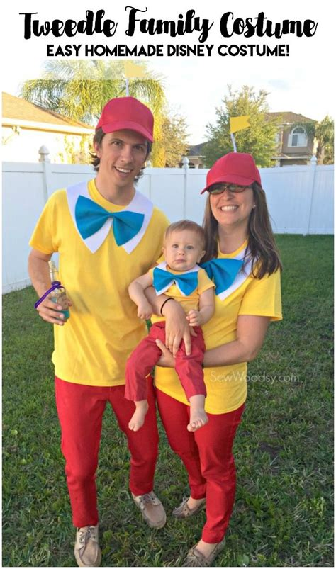 Easy Diy Disney Costumes For Adults