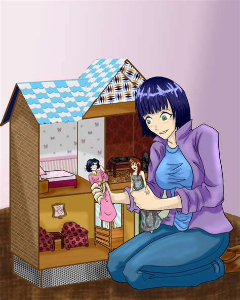 doll house by commission doll house by emeraldsora on deviantart