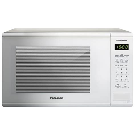 Toaster Ovens Best Buy Panasonic 1 3 Cu Ft Microwave Nnsg656w White