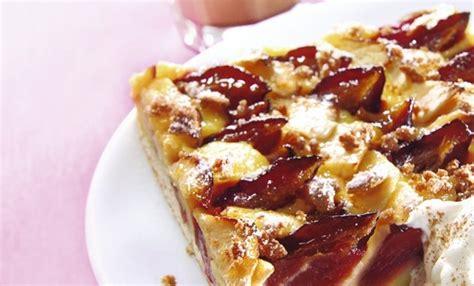 zwetschgen apfel kuchen zwetschgen apfel kuchen rezept tegut