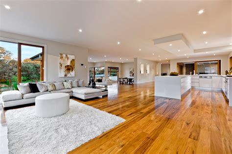 Home Decor Victoria by Living Room With Polished Timber Floors Joe S