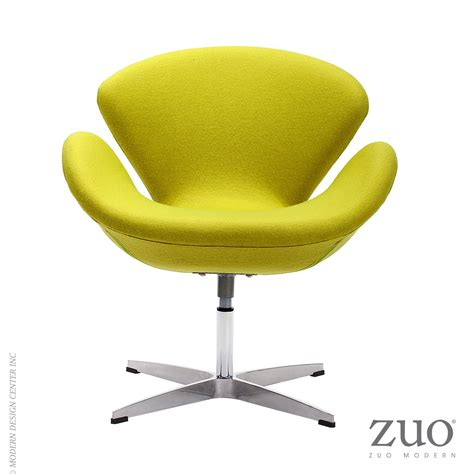 Pori Occasional Chair Pistachio Green   500312   Zuo Mod