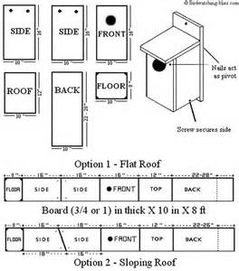 free home plans simple bluebird house plans drawings