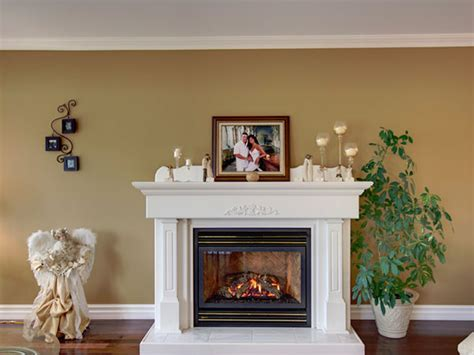 Decorative Fireplace Surrounds by Decorative Fireplace Wood Fireplace Mantels Decorating