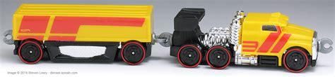 Wheels Turbo Hauler With 20 Diecast Multi Colour wheels rapid transit