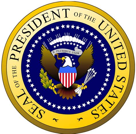 Executive Office Of The President Definition by President Seal Clipart Clipart Suggest
