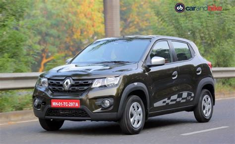 Renault Kwid Renault Kwid Amt 10 Important Things You Should
