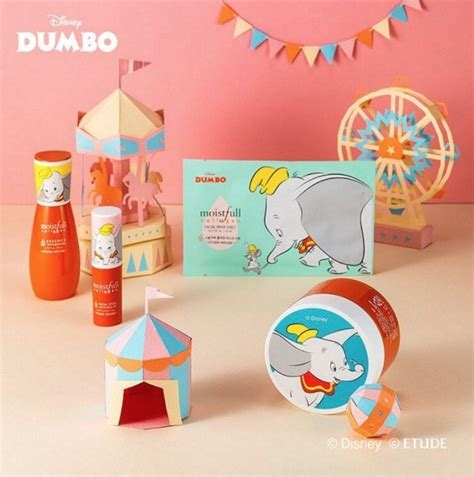Etude House Dumbo Edition Moistful Collagen Mask Sheet what s new in k vol 1 christinahello