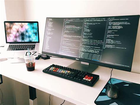 Programmer Desk Setup Minimal Workplaces Instagram Account To Inspire Your Desk