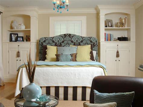 built in storage for bedrooms 5 expert small bedroom storage ideas hgtv
