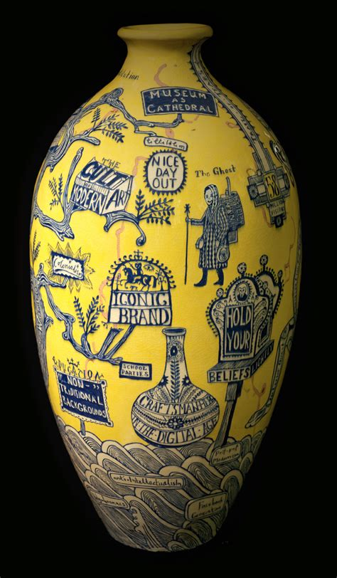 Grayson Perry Vases by Archive Grayson Perry Designblog