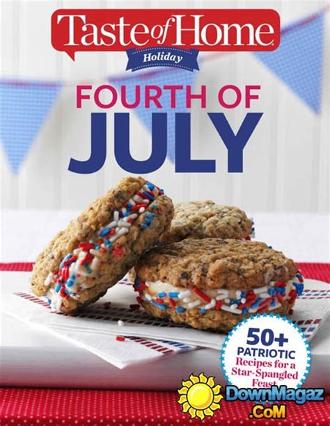 home food and design weekend 2016 taste of home holiday july fourth 2016 187 download pdf