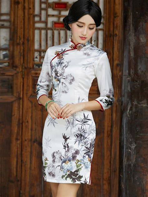 Baju Cheongsam Modern Sale best 25 dresses ideas on