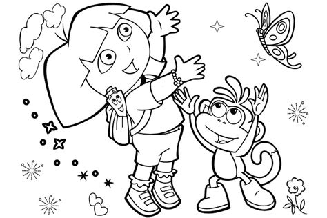 sanjay and craig coloring pages