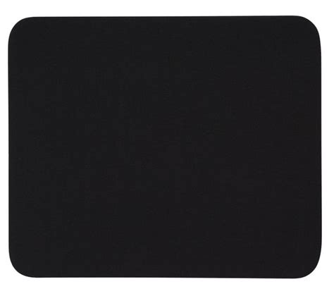 Mouse Mats Uk by Essentials Pmmat11 Mouse Mat Black Deals Pc World