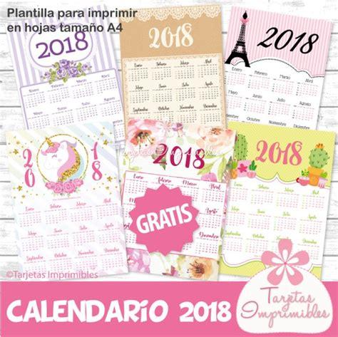 Imagenes Navideñas 2018 Para Niños | calendarios 2018 para imprimir gratis tarjetas imprimibles