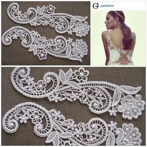 lace applique 405 best fabric images on grab bags grocery