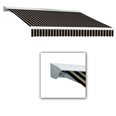 Awntech Retractable Awnings Reviews Awntech 18 Ft Lx Destin With Hood Right Motor Remote