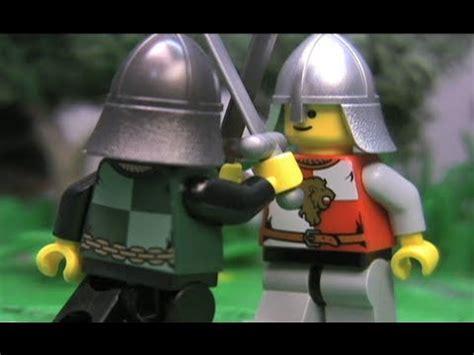 Lego Knights War the battle lego adfilms97