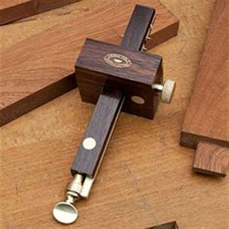 marking gauge selfmade tools pinterest gauges