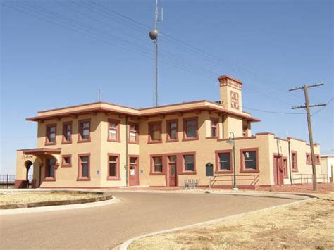 harvey house slaton texas