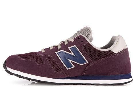 Harga New Balance 373 Maroon new balance s 373 shoe maroon blue great daily