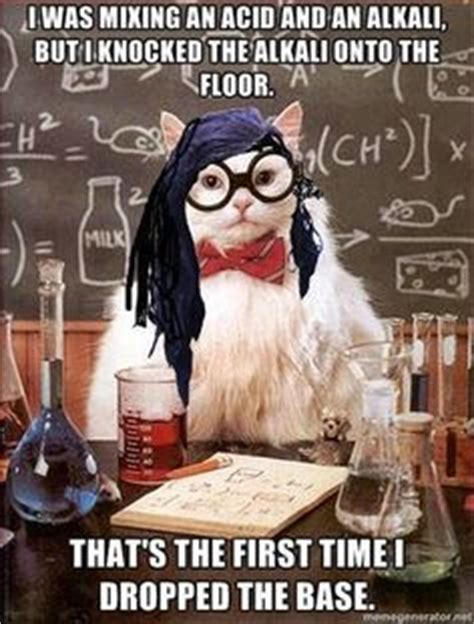 Chemistry Jokes Meme - 1000 images about piled higher and deeper on pinterest