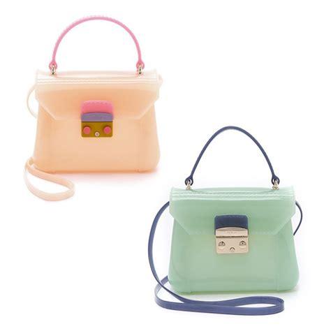 rank style furla bon bon mini bag and mini cross