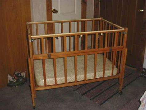 Port A Cribs by Porta Crib Baby Antiques