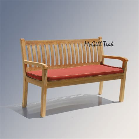 garden bench pad outdoor bench with cushion 28 images patio bench with