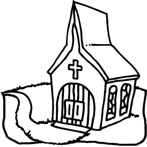 coloring pages church preschool church tower with bell coloring pages best place to color