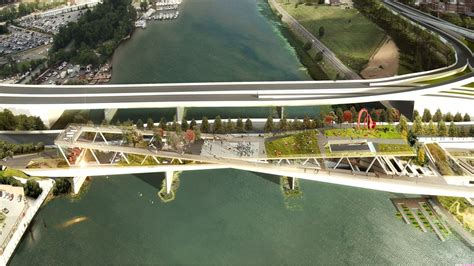Landscape Architecture Olin Can This Bridge Two Disparate D C Communities And A