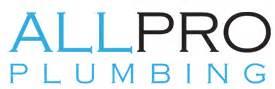 allpro plumbing