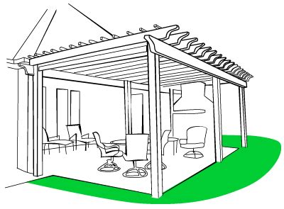 Draw My Own House Plans by Do I Need A Council Permit For A Deck Or Pergola Build