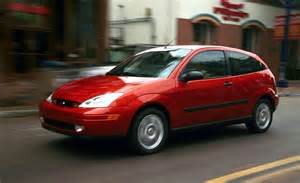 Ford Focus 2001 Car And Driver