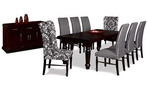 Avanti 10 PC Dining Room Suite 33496