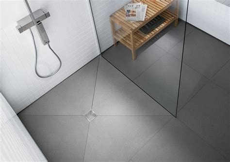 Platonic Shower by In Drain Platos De Ducha Soluciones Ducha