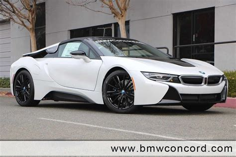 2019 Bmw Roadster by New 2019 Bmw I8 Roadster Convertible In Concord 190156