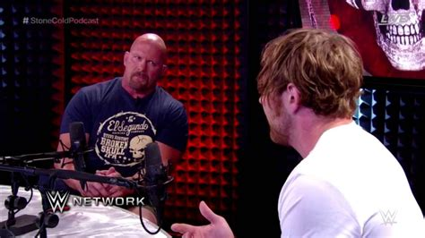 Stone Cold Pod Cast Dean Ambrose 8th August 2016 Full Movie Dean Ambrose Talks About Breaking Out The Shield And Seth Rollins Heel Turn Stone Cold Podcast