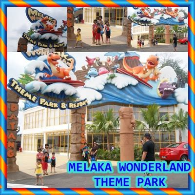 theme park yang paling best travel and adventure fun vacations and best makan sakan