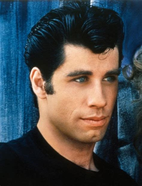 Grease Hairstyles Images | john travolta grease hairstyle this style is popular in
