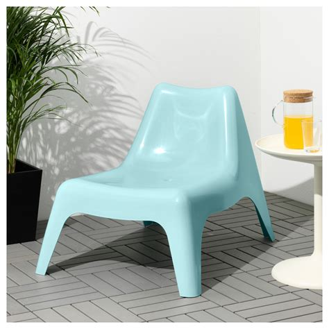 Ikea Ps V 197 G 214 Easy Chair Outdoor Light Blue Ikea Outdoor Lighting Ikea