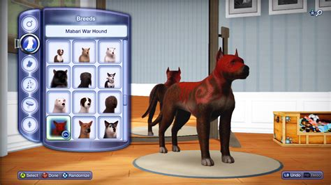 I Didnt Even Er Pet Pet Pet Product 7 by Yes That S A Mabari War Hound In The Sims 3 Pets