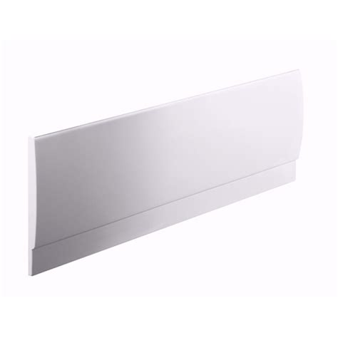 bathtub front panel ecco bath front panel acrylic buy online at bathroom city