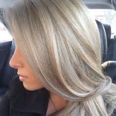 white hair with black lowlights ice blond google s 248 k hair nails makeup pinterest