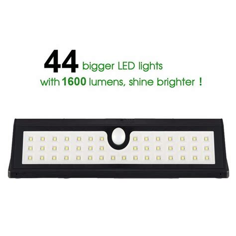 battery operated solar lights 44led battery operated led light weatherproof outdoor